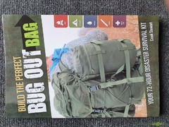 Buch - Build the perfect Bug out Bag