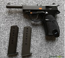 Walther | Carl P1 9x19mm Parabellum/Luger/NATO